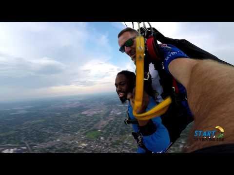 StartSkydiving.com Xavier Dunson