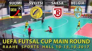 UEFA FUTSAL CUP RAAHE