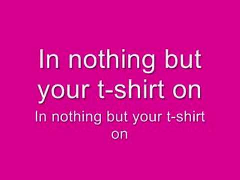 Shontelle Layne - T-shirt lyrics!