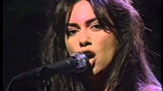 Susanna Hoffs on David Letterman My Side of the Bed 1991