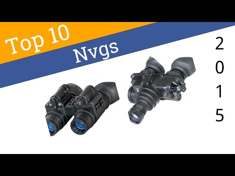10 Best Night Vision Goggles 2015