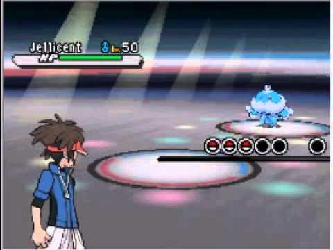 Pokemon Volt White 2 Walkthrough 91 - PWT: Unova & Sinnoh Leaders