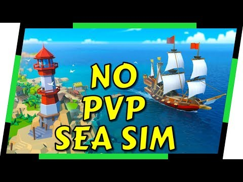 Seaport - RELAXING HARBOR SIMULATION WITH NO PVP | MGQ Ep. 127