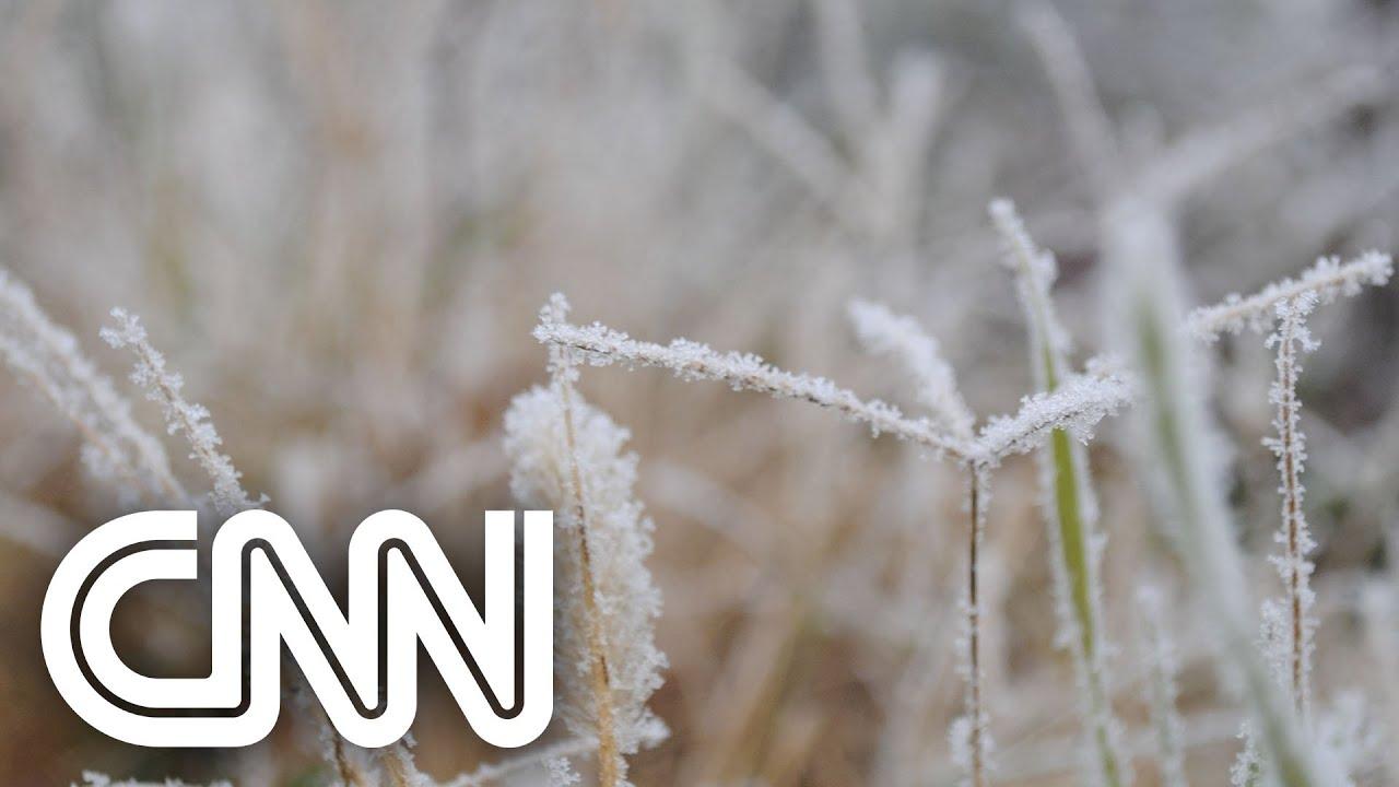 Download Nova frente fria deve trazer neve para o país na semana que vem | CNN SÁBADO