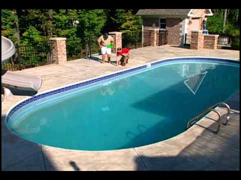 Concrete Staining Introduction Video Sherwin Williams