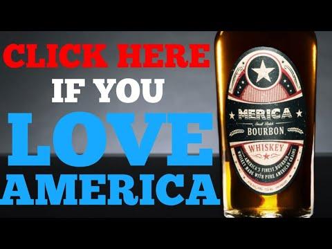 MERICA Bourbon Whiskey Review  My Bourbon Journey