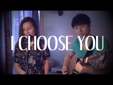 I Choose You - Sara Bareilles (Cover by Miss Lou & Daniel Wong)