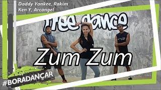 Zum Zum - Daddy Yankee, Rakim &amp Ken Y, Arcangel Coreografia Free Dance #boradancar