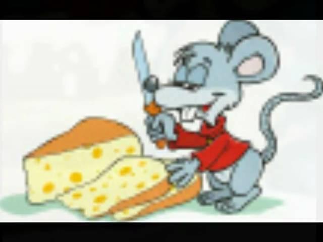 Τα ποντίκια στο ψυγειο! .. Χάχανα Χ  Λάχανα!
