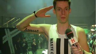 Юрий Дудь - угарное интервью о FIFA, компьютерных играх и VR-устройствах