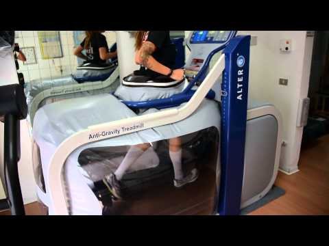 AlterG (Anti Gravity Treadmill)