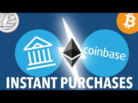 $25,000 Instant Bitcoin, Ethereum And Litecoin Purchases Enabled On Coinbase