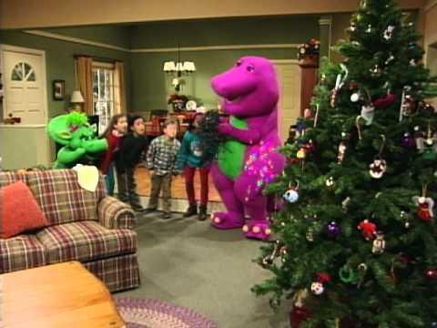 barney night before christmas clip youtube movies - Barney Christmas Movie