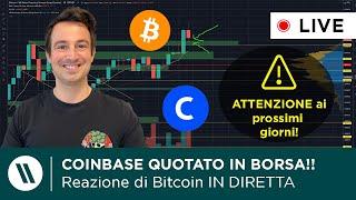 è bitcoin quotata in borsa