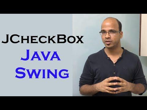 JCheckBox in Java Swing Multiple Selection