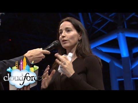 Square CFO Sarah Friar - YouTube