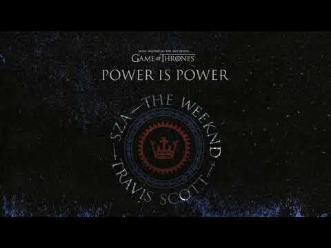SZA, The Weeknd, Travis Scott Power Is Power Song Lyrics Meaning