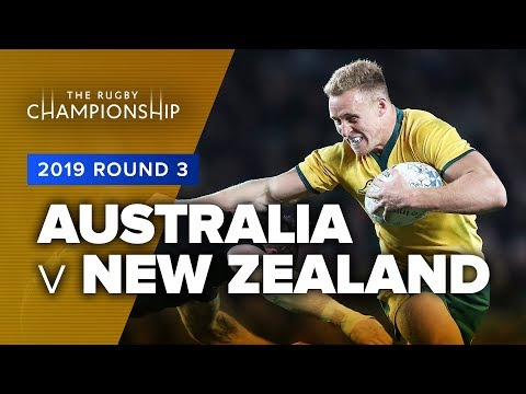 Australia v New Zealand | TRC Rd 3 Highlights