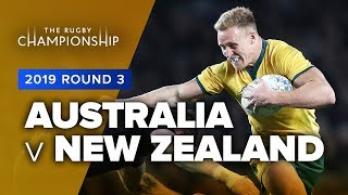 Australia v New Zealand | 2019 TRC Rd 3 Highlights