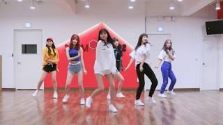 GFRIEND - 여름여름해 (Sunny Summer) Dance Practice Mirror ver.