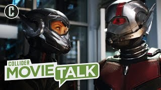 Ant-Man and the Wasp Trailer Ignores Events From Infinity War - Movie Talk