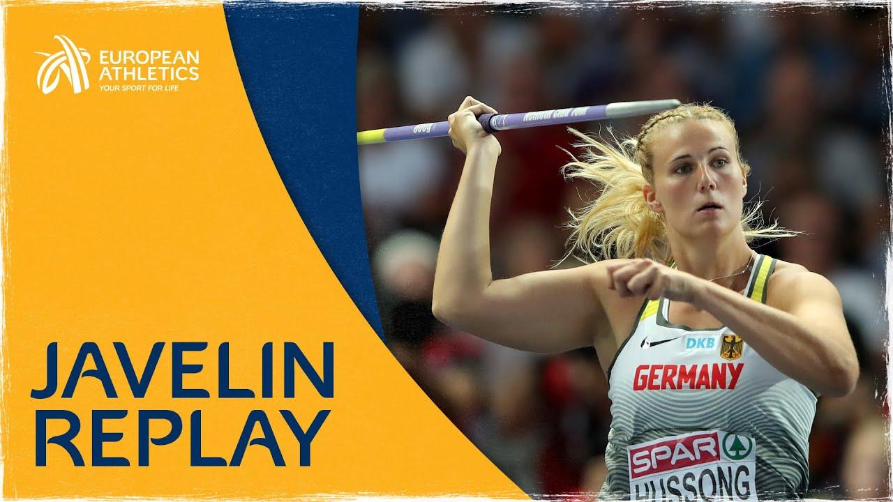 Women's Javelin Final | Berlin 2018