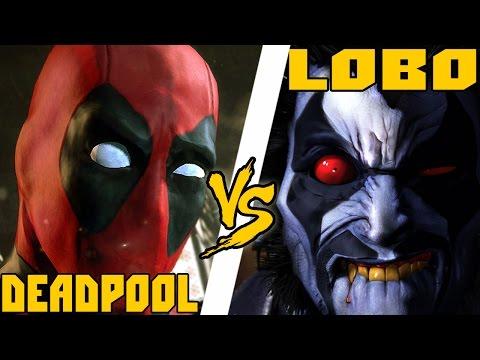 Кто кого? #45 Дэдпул (Marvel) vs Лобо (DC)