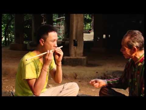 Học làm Khèn Bè - Trung Thương Quan Sơn - Quan Sơn - Thanh Hóa.VOB