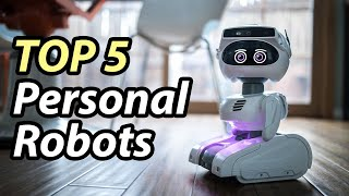 5 Best Personal Robots 2021 that you can buy today