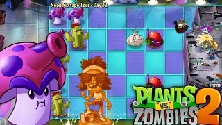 Plants vs. Zombies™ 2 - PopCap Neon Mixtape Tour Day 32 BOSS