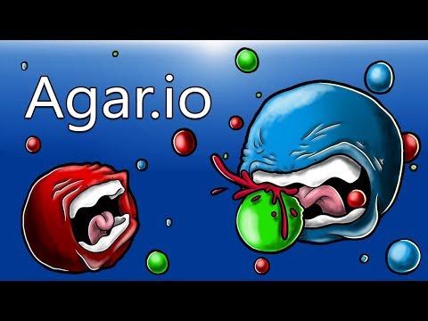 THE POWER OF FAILING A LOT | Agar.io #6