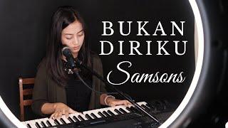 Download BUKAN DIRIKU ( SAMSONS ) - MICHELA THEA COVER