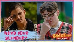 Bibi & Tina - Die Serie | Bist du Blender oder Nerd? Wir fragen die Darsteller.