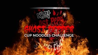 We Tried The Ghost Pepper Cup Noodles Challenge