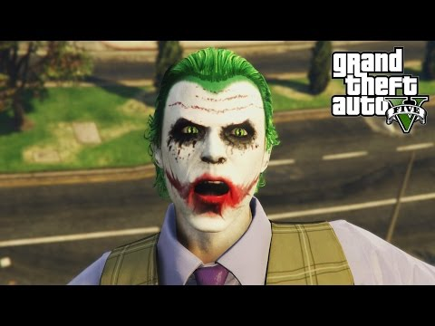 Thumbnail: GTA 5 Online - How To Create The Joker Outfit In GTA 5 Online (Customization Tutorial)