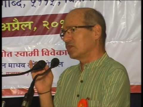 Anil Madhav Dave Speaks on Swami Vivekananda - Inspiration of Youth (Part 1)