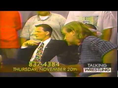 Talking Wrestling 1997 Cody Boyns Public Access