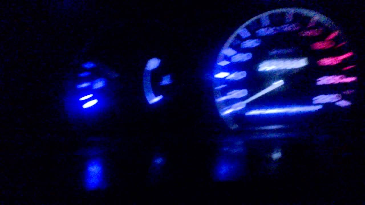 Iluminacion De Tablero Tsuru 2002 Youtube