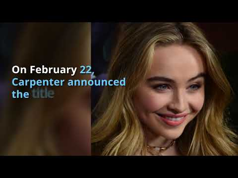 What is Sabrina Carpenter's Net Worth? About the Singer Involved ...