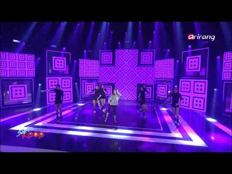 Simply K-Pop - Ep167-4 - ANDA - Touch 안다 - Touch