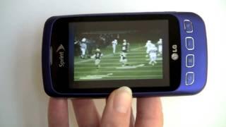 LG Optimus - LG Optimus S Review