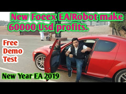 Our New EA 2019 Make 60000 Usd Profit. Full History Prove And Free Demo Test.