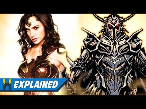 Wonder Woman Movie Villains REVEALED & Leaked Info Breakdown