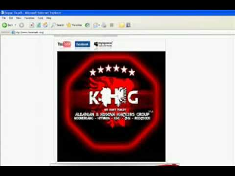 BorisTadic org & SerbianCafe com Hacked by Kosova Hackers Group KHG