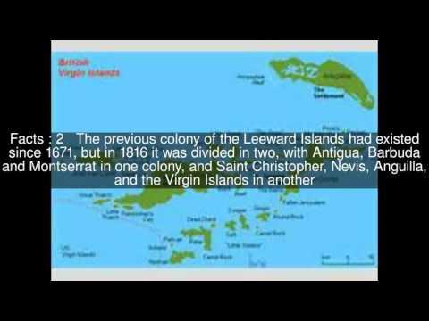 British Leeward Islands Top  #5 Facts