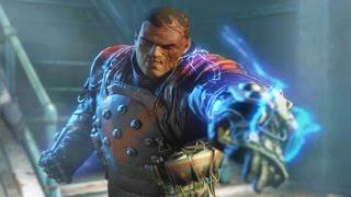 Batman Arkham Origins: Electrocutioner Boss Fight (4K 60fps)
