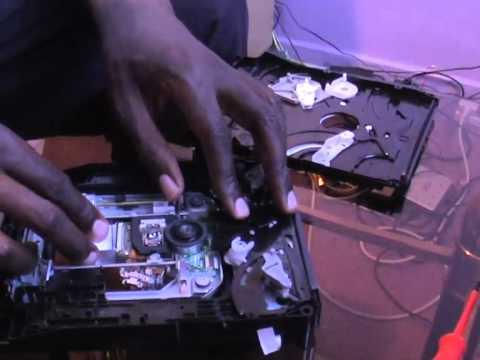 PS3 DIY Repair Video [Part 2/5]