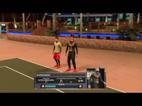 NBA 2K17 Truco =( Pasar Mates A Otros Jugadores) Mi Parque