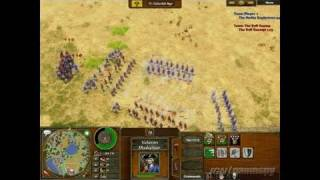 Age of Empires III PC Games Gameplay - Direct-Feed (E3