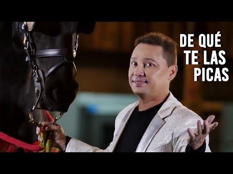 Giovanny Ayala - De Que Te Las Picas (Vídeo Oficial)